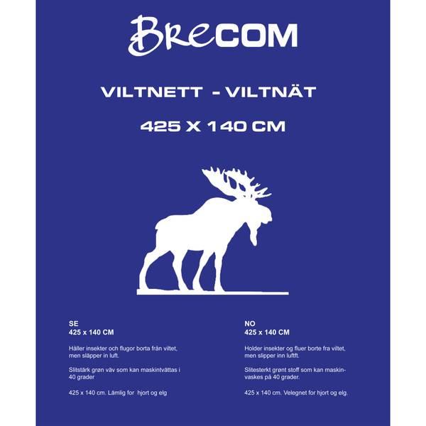 Bilde av VN-425- -Brecom viltnett.  Elg. 425x140 cm